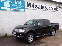 Mitsubishi L200 DI-D 4X4 WARRIOR NO VAT