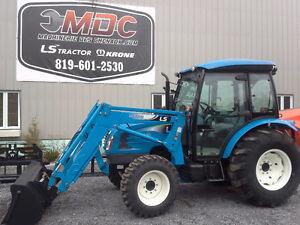 LS Tractor XU6168psc, 68 hp, Pas de taxe !!!