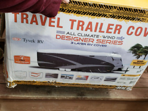 24-26 foot camper trailer cover