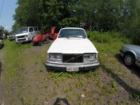 1983 Volvo 240 Coupe (2 door)