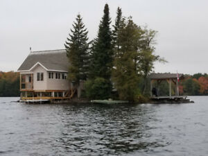 Island Cottage Property for sale by owner - Bancroft area