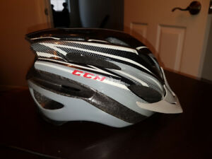 CCM Nexus Bike Helmut Black and Gray