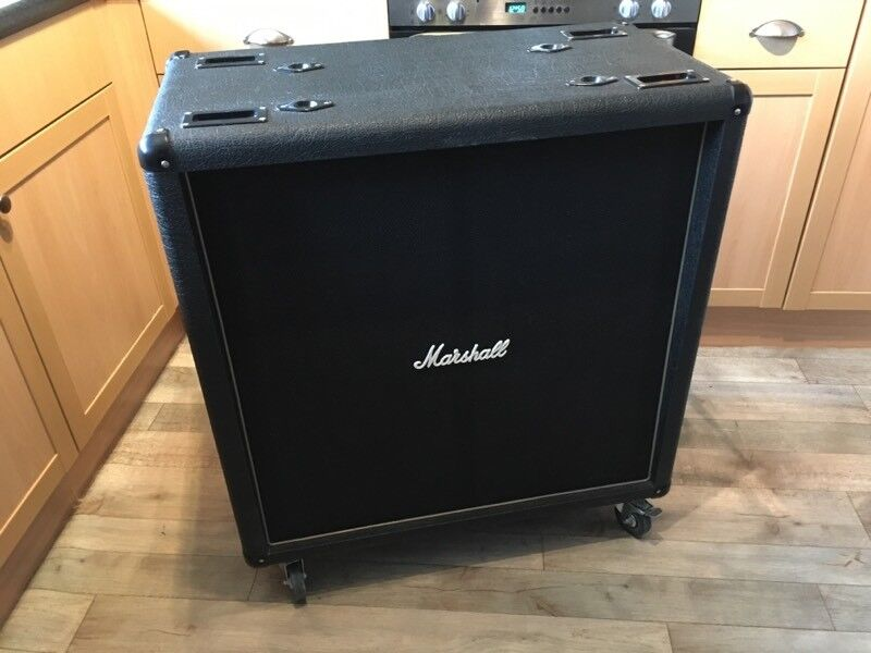 marshall vbc 4x12 bass cab 4 ohm in chapeltown south yorkshire gumtree. Black Bedroom Furniture Sets. Home Design Ideas