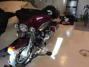 2002 Electra Glide Classic Low K Very Clean