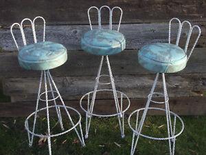 Vintage Kitchen - Bar Stools
