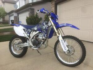 2008 Yamaha WR 450F