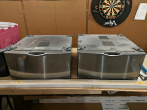 Samsung washer and dryer bases