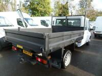 Ford Transit Double Cab Dropside/Tipper Tdci 100Ps [Drw] Euro 5 DIESEL (2014)