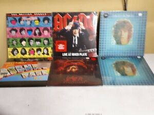 Sealed Record Albums Rock/Classic Rock/Metal And More