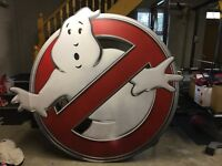 Ghostbusters Prop