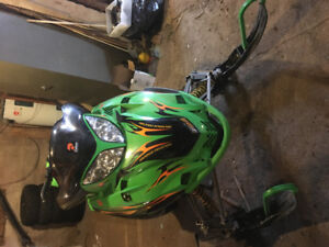 2004 Arctic cat F7