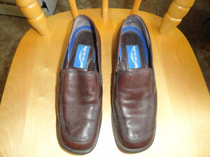 Leather Shoes - Size 6.5 - 3 pairs