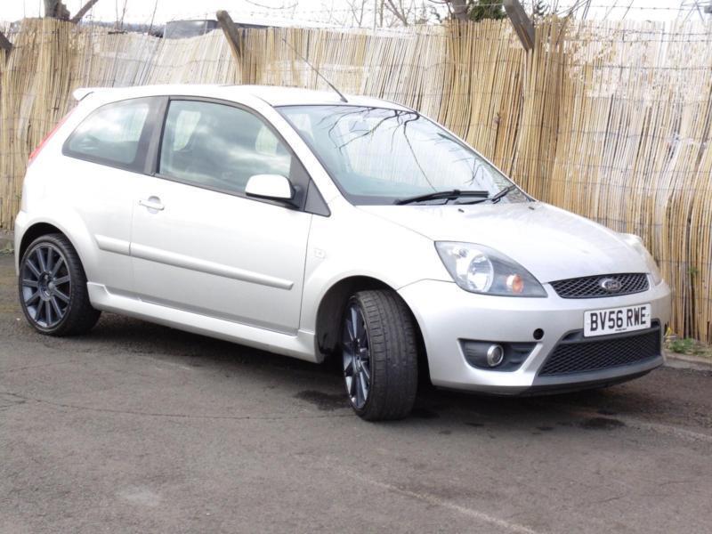 Ford Fiesta 2.0 ST, 2006, FSH, 71 000 Miles, 3 Months AA Warranty, 1 Years Mot