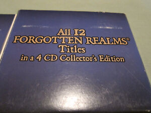 The Forgotten Realm Archives - All 12 Titles 4-Disc Collection Kingston Kingston Area image 2