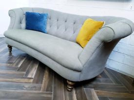 John lewis Hayworh Chesterfield 3 seater sofa RRP £1650