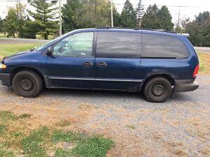 A vendre mini van