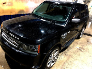 2011 Land Rover Range Rover Sport Supercharged SUV, Crossover