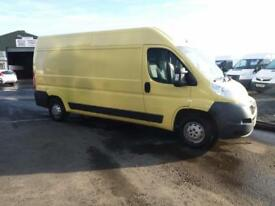 Peugeot Boxer 2.2HDi 130 335 L3 H2 **88k miles One company owner**