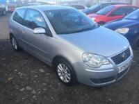 2007/57 Volkswagen Polo 1.4 ( 80P ) S LONG MOT EXCELLENT RUNNER