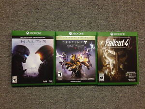 Fallout 4 & Destiny for Xbox One