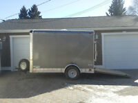 2014 6x10 Cargo Trailer with extra height