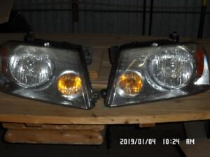 2007 F-150 Factory Front Headlights For Sale