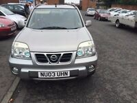 NISSAN X SVE TRAIL 2.2 DIESEL VERY GOOD CONDITION, FULL LEATHER INT
