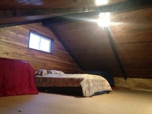 Cottage/cabin@ Lake of the Prairies
