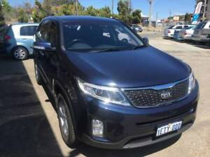 2013 Kia Sorento Si (4x2) 7 Seater SUV + 3 YEAR WARRANTY Beaconsfield Fremantle Area Preview