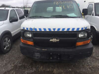 2004 CHEVY3500 EXPRESS FOR PARTS