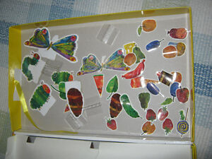 """Eric Carle Game """"The Very Hungry Caterpillar"""" and playset St. John's Newfoundland image 3"""
