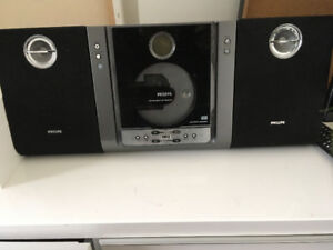 Philips Micro System CD Player CD/CDR/CD-RW