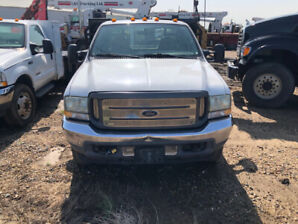 2003 F350 Dually with Flat deck