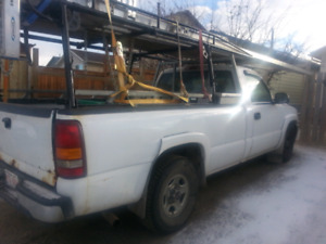 Truck and siding equipment for sale
