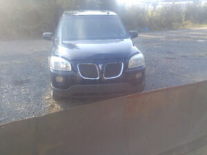 2005 Pontiac Montana Minivan low km inspected for one year