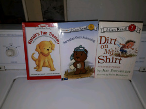 I can read ! ( 3 books)