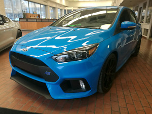 Brand new 2017 Focus RS AWD!  0%
