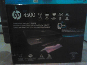 Envy HP 4500 Smartphone & Tablet Wireless Printer