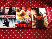 Prison break DVD series1-3
