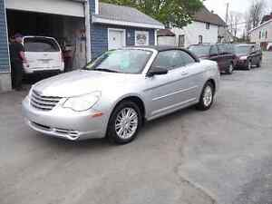 2008 Chrysler Sebring Convertible FULLY LOADED!!! AUTOMATIC!!