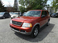 2002 Ford Explorer XLT 7 passagés  VUS