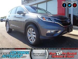 Honda CR-V EX-L | AWD | Leather | Moonroof | Bluetooth 2015
