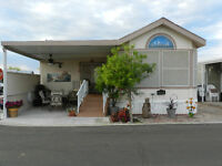 YUMA PARK MODEL RENTAL  in  55+   Five Star Resort IN  Foothills