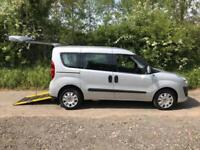 2015 Fiat Doblo 1.4 16V MyLife 5dr WHEELCHAIR ACCESSIBLE VEHICLE 5 door Wheel...