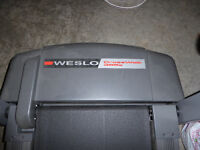 weslo treadmill excellent condition barely used