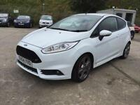 14 64 Ford Fiesta 1.6 ST-2 (182ps ) EcoBoost 16,000 miles