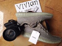 New Adidas yeezy 350 Private moonrock boost best with original box