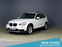 2012 BMW X1 xDrive 18d SE 5dr