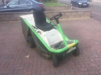 Ride on mower etesia bahia MKHE hydro (end of season price)