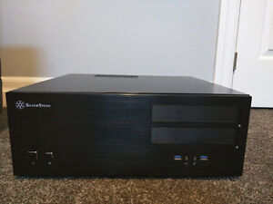 Silverstone GD08 Case (used)
